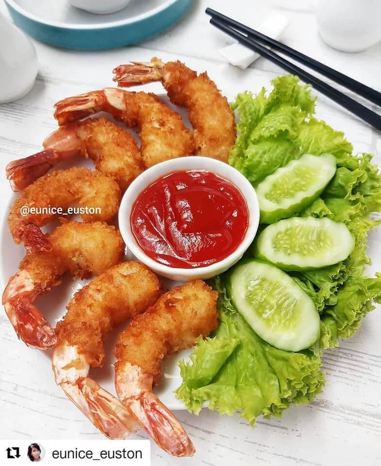 Resep Udang Tepung : resep, udang, tepung, Resep, Udang, Goreng, Tepung, Archives, Masakanmama.com