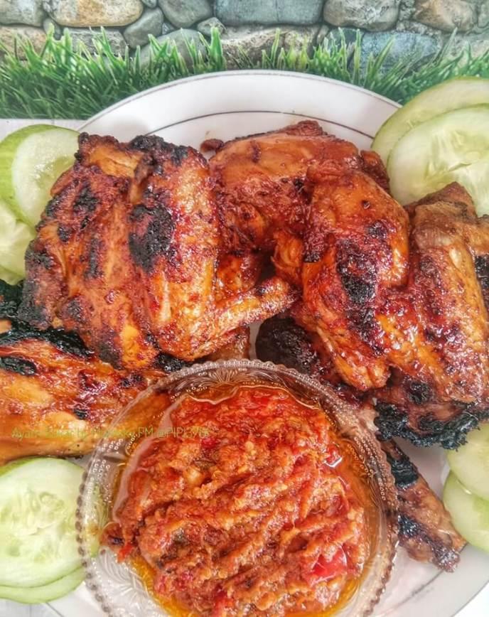 7. resep ayam bakar kecap
