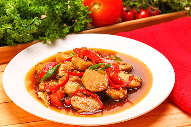 8. Resep Bakso Ayam Kecap