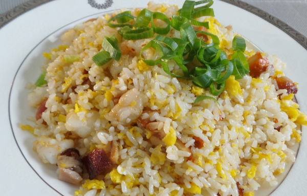 Nasi goreng 'Yang Chow'