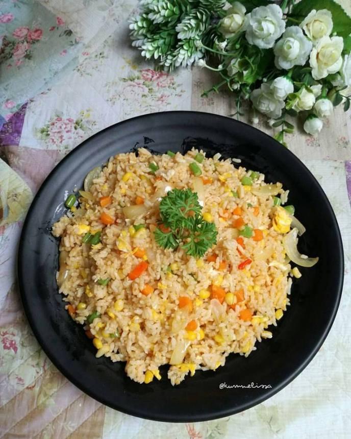 Resep Masakan Nasi Goreng Hongkong