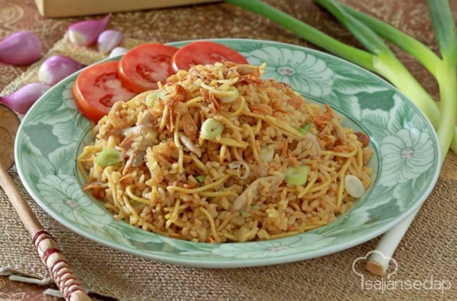 resep cara buat nasi goreng magelangan