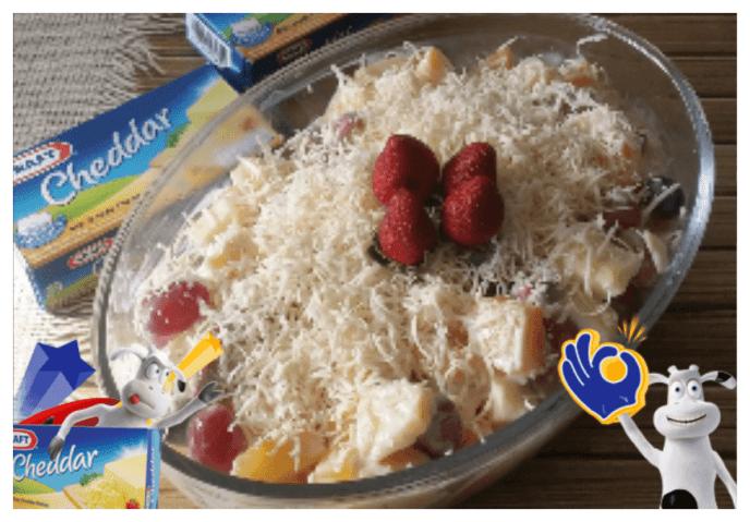 11. Salad Aneka Buah Kraft