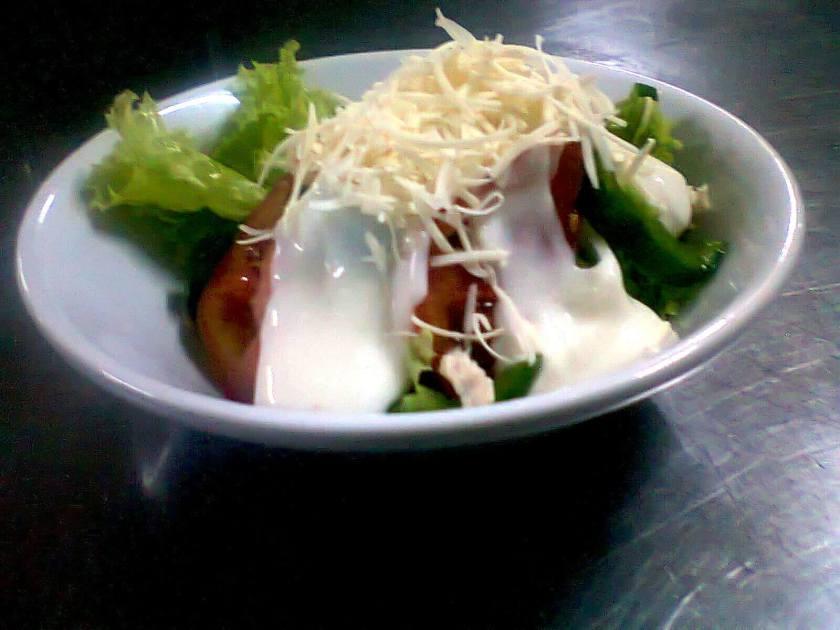 5. Temanggung Chef Salad
