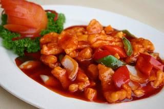 8. Resep Masakan - Resep Membuat Udang Asam Manis Yang Enak