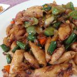 1. Resep Masakan Oseng Cumi Asin Cabai Hijau
