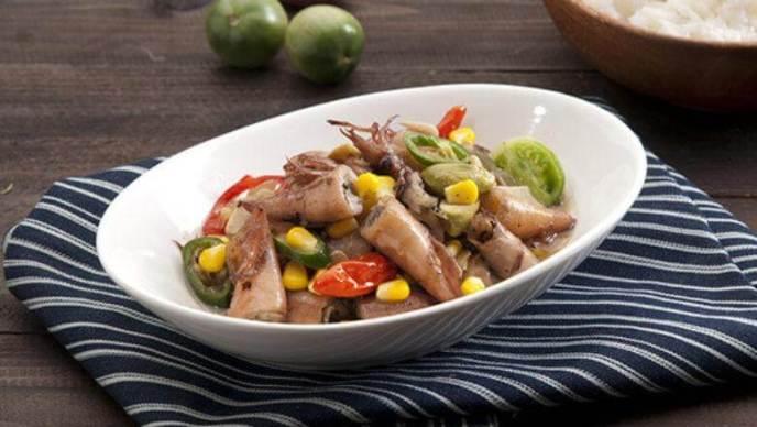 7. Resep Masakan CUMI ASIN ASAM