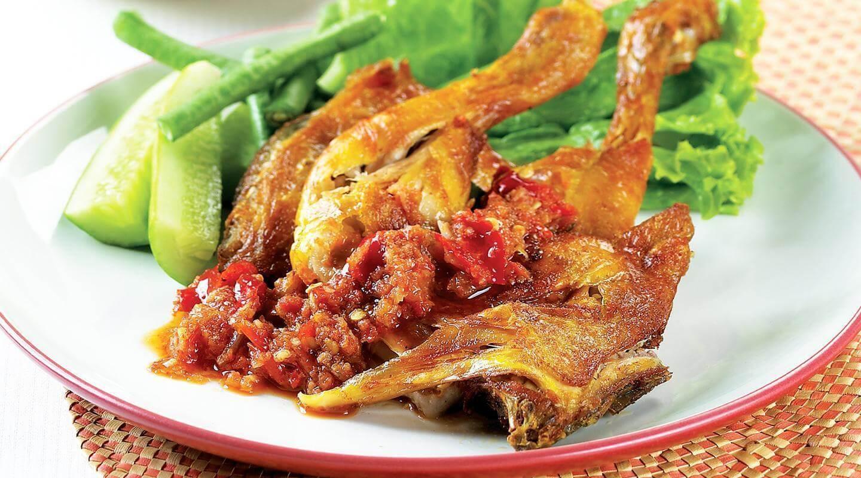 Resep Ayam Penyet Sederhana