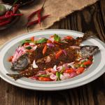 Resep Masakan Ikan Bakar Colo Colo Khas Ambon