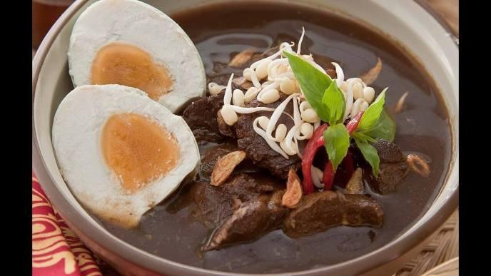 Resep Rawon Daging Sapi