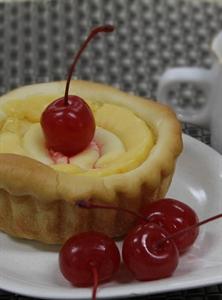 resep cara membuat roti lemon vla