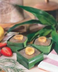 resep kue talam pisang raja