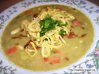 Resep masakan Bubur Asyura