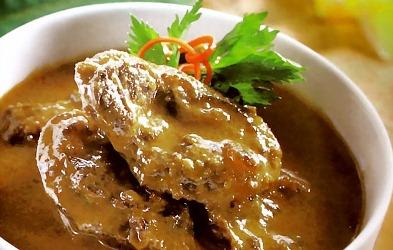 Resep Masakan Daging Masak Hitam