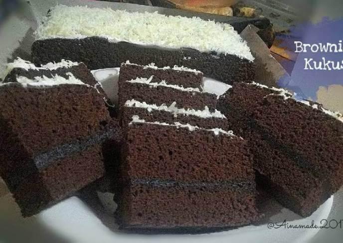 Resep Brownies Nyonya Liem