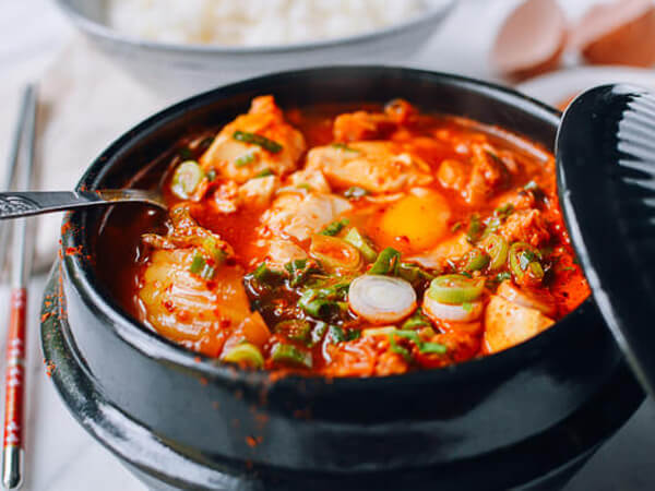 Resep Masakan Korea Sundubu Jjigae