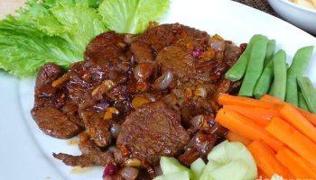 resep masakan bistik daging sapi