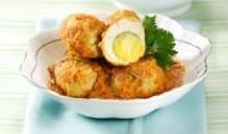 cara membuat rendang telur
