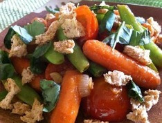 resep masakan crunchy vegetables