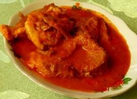 resep masakan khas indonesia gajebo asam padeh