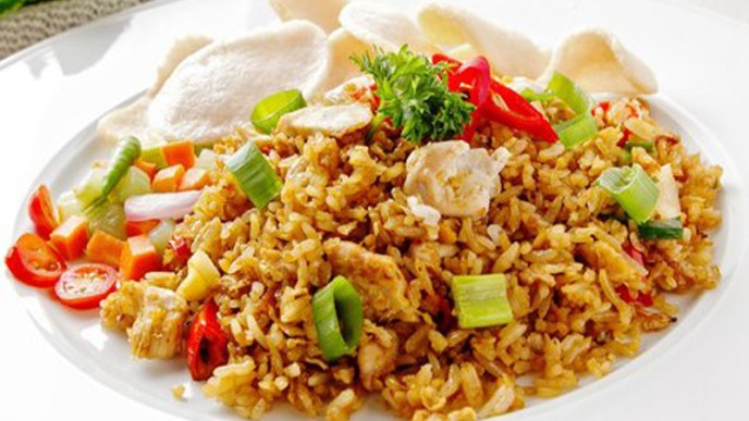 resep nasi goreng ayam kecap