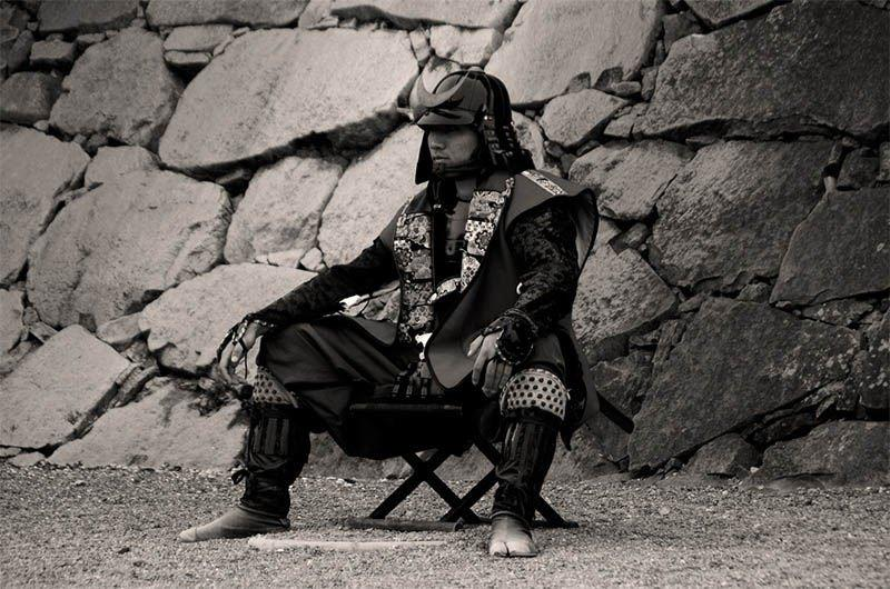 Легендарные воины-самураи. «Буси» (武士)