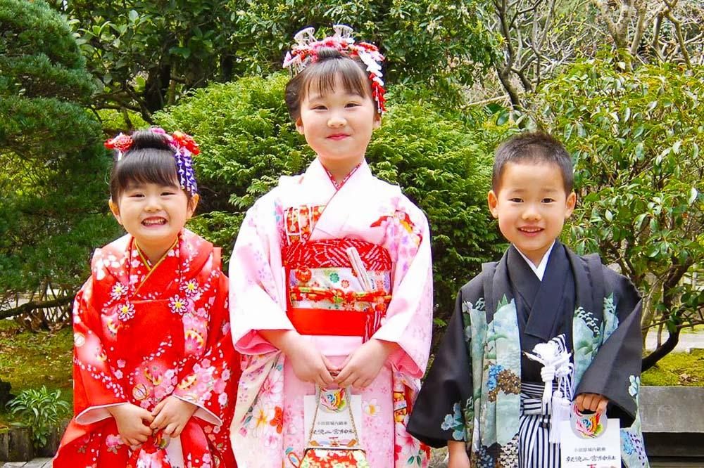Японское кимоно. Традиции и современность