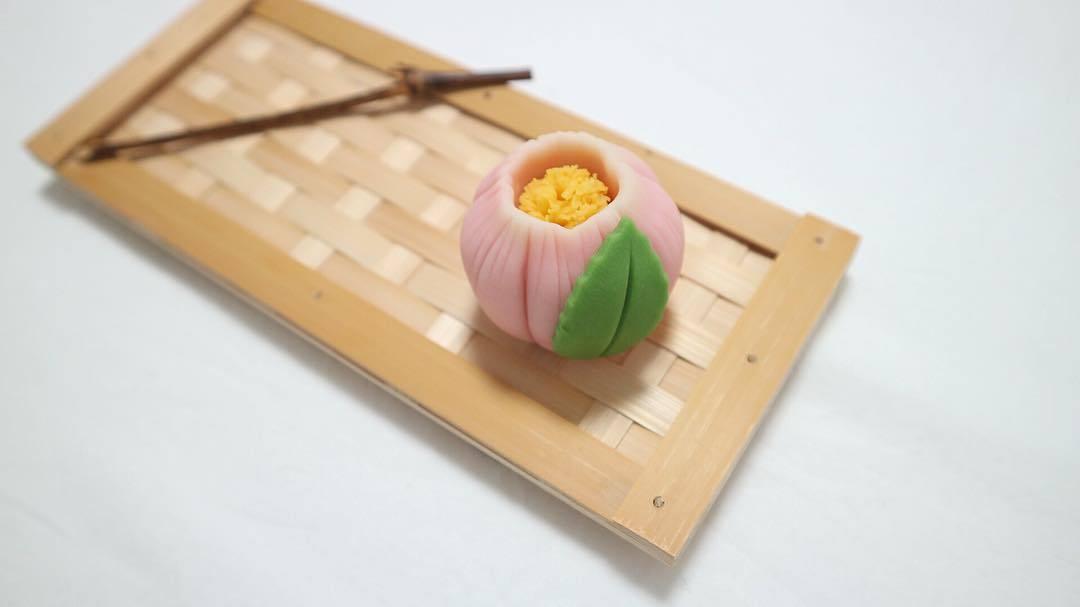 Японские традиционные сладости (Wagashi)