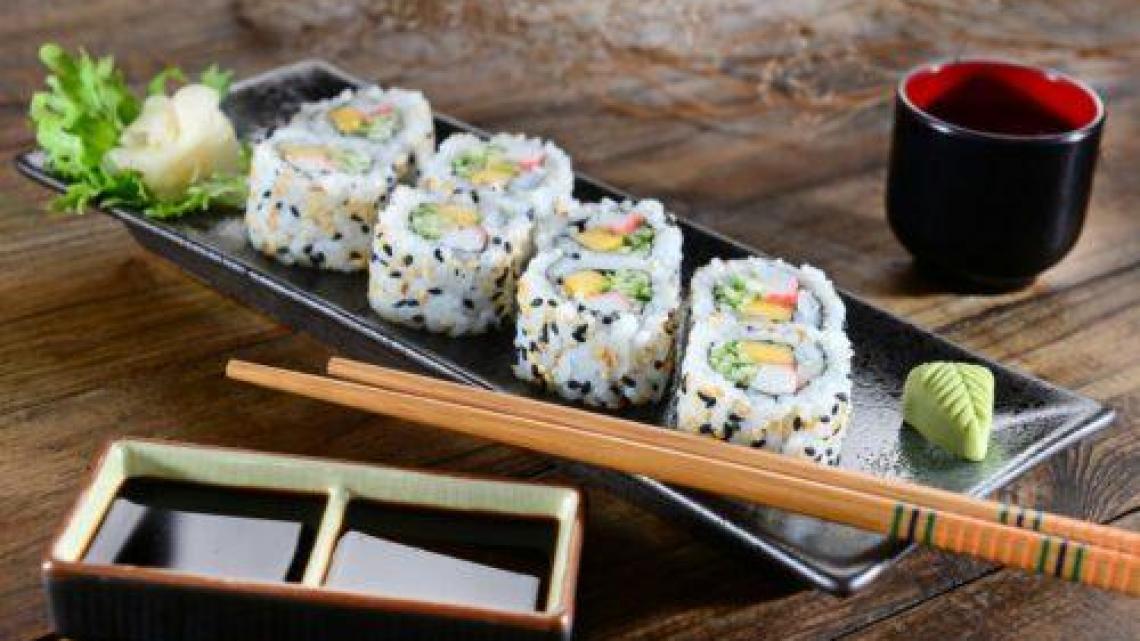 «Суши-ад». Что думают японцы о вкусе суши в разных странах.