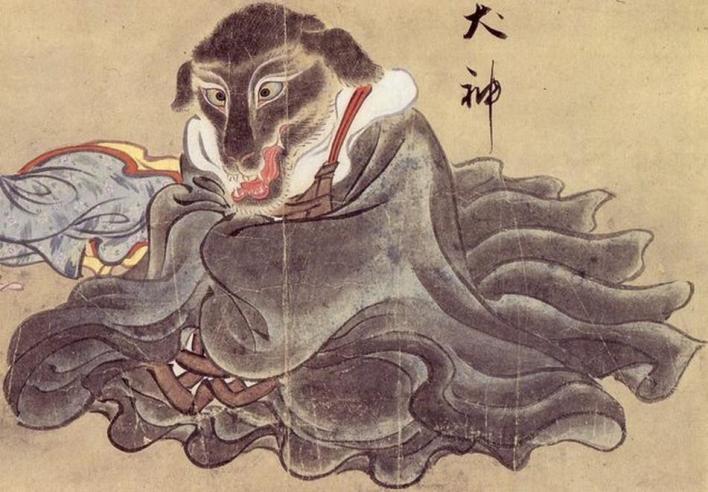 Ками. Японские божества синто