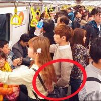 8+ типов «чиканов» извращенцев, пойманных в японских поездах