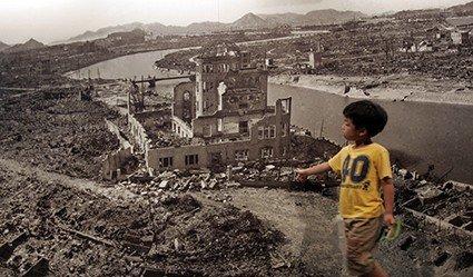 Хиросима и Нагасаки.  ПРЕСТУПЛЕ́НИЕ ПРО́ТИВ ЧЕЛОВЕ́ЧНОСТИ. 16+