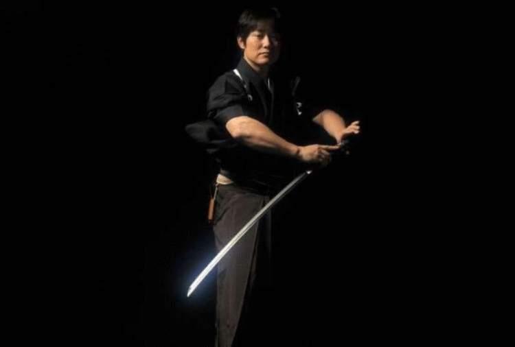 Самый быстрый современный самурай - Исао Мачии