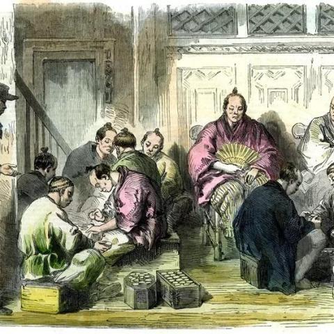 Краткая история японских лордов даймё