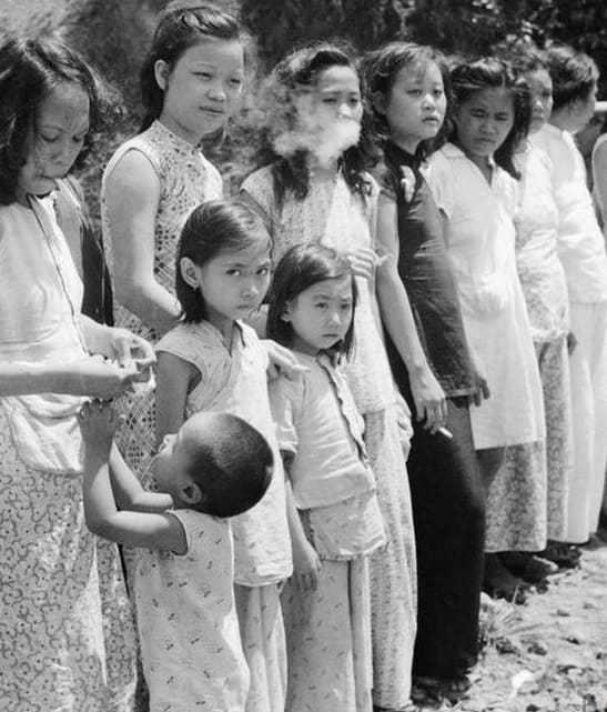 Жестокая история «женщин для утешения» японских, а затем американских оккупационных войск. 1932-1947. 16+