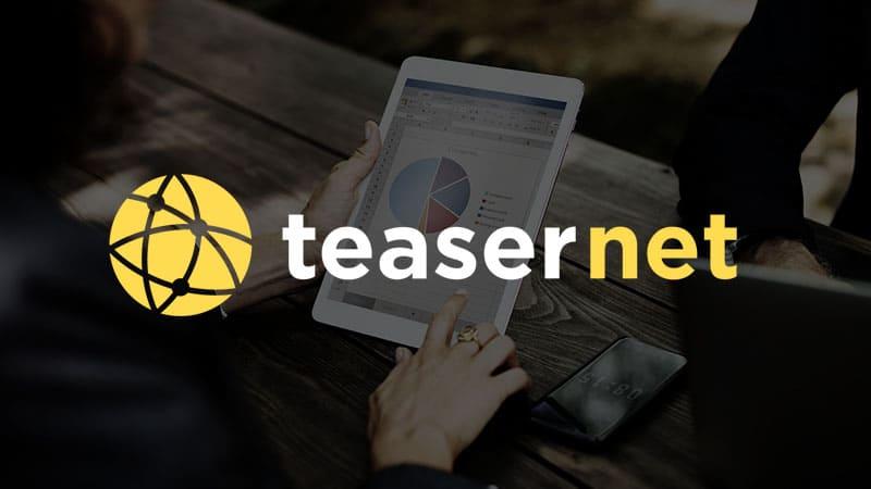 TeaserNet — тизерная сеть. Заработок в интернете