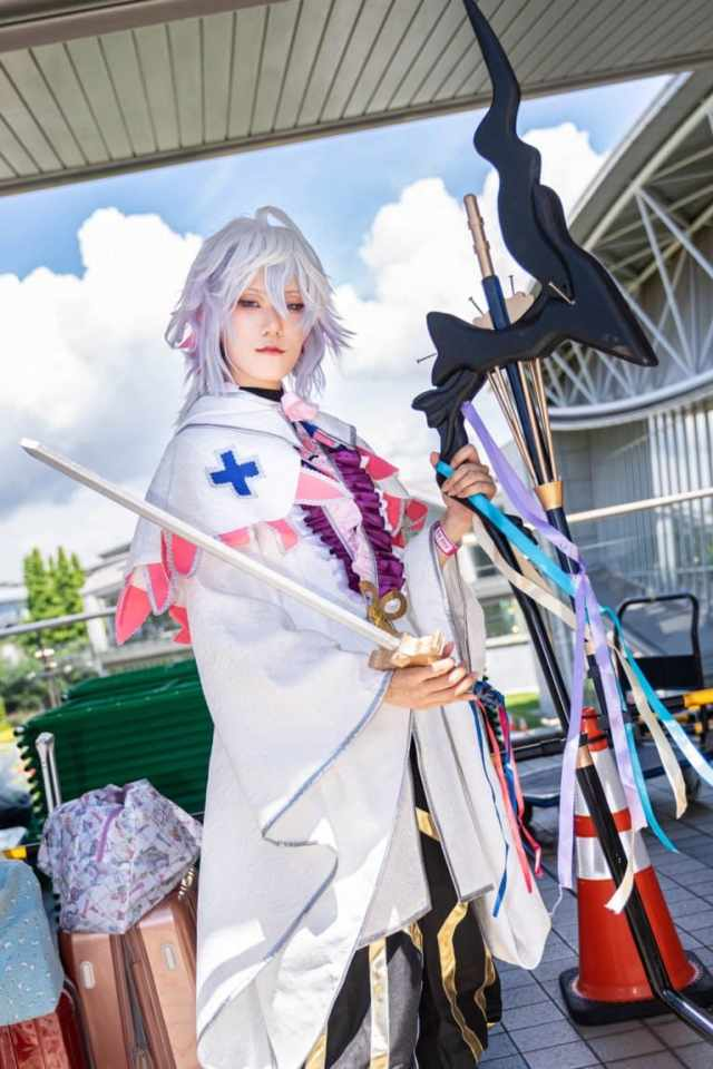 Merlin from Fate/Grand Order