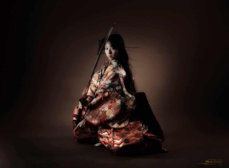 Томоэ Годзен (巴御前). Женщина-самурай