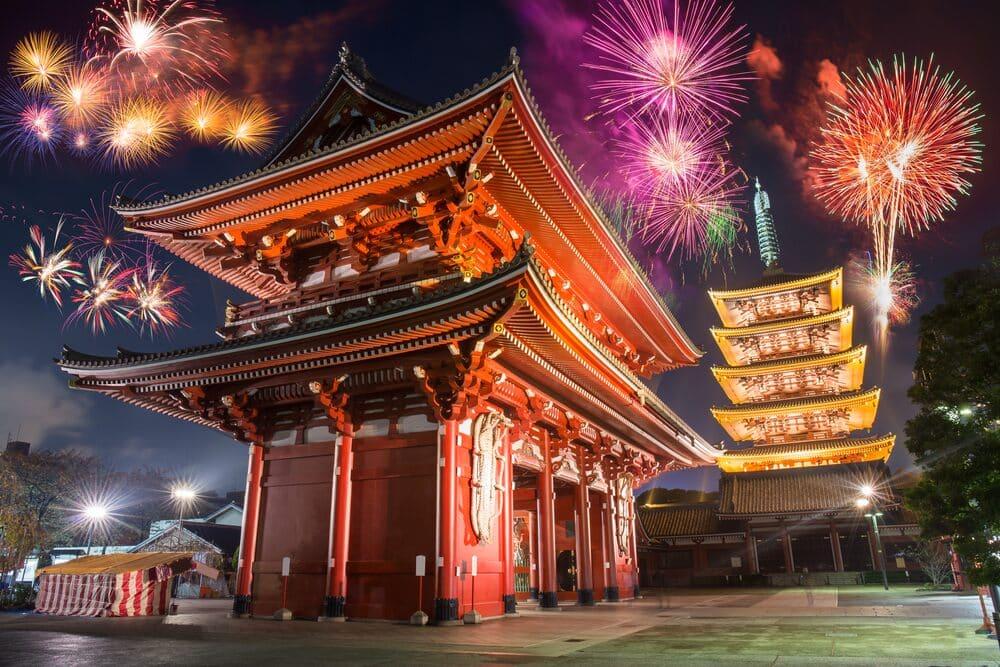 Моти — тихий убийца, встреча восхода, мешок удачи.  Новогодние обычаи и традиции Японии.