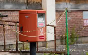 Гражданин Великобритании и почтовый ящик