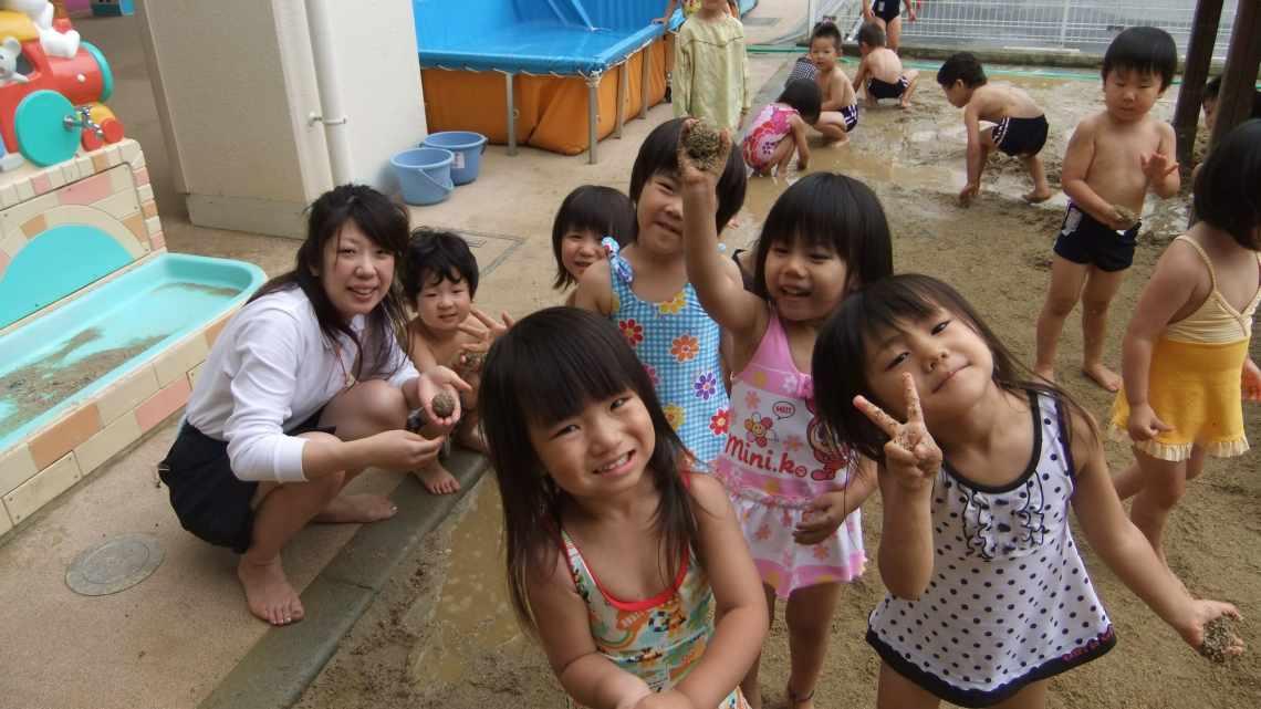 Взгляд на Японский детский сад изнутри. 2021 год