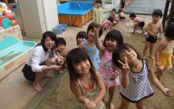 Японский детский сад 3
