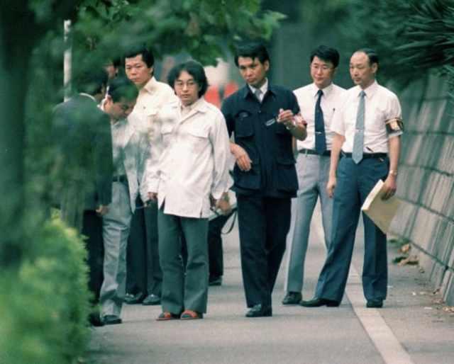 Вскоре полиция обнаружила тревожную коллекцию Миядзаки и части тела, которые он спрятал.