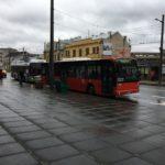 カウナスの路線バス