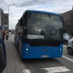 カウナスからシャウレイへバスで移動(おまけに十字架の丘へのアクセス)