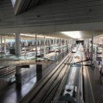 バルセロナからマドリードまで鉄道で移動(AVE)
