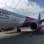 イタリアからポーランドへ空路で移動(Wizz Air)