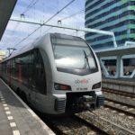 ドイツからオランダへ鉄道で移動