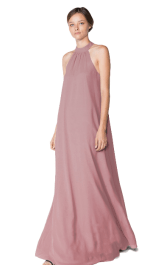 Joanna August bridesmaids dress at Masako Formals
