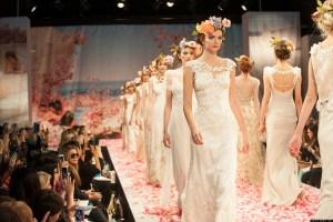 Bridal Fashion Show - Claire Pettibone